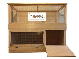 Rabbit Hutch Ramp Pet Home Customisation Service U2013 Hamster Homes Shop