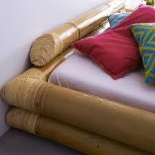 Futon Bedroom Ideas Balyss Bamboo Futon Bed Frame For 160x200 Jack Pinterest