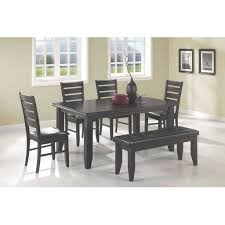 walmart dining room sets furniture dinner table set coaster pany dalila dining table