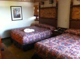 review deluxe rooms at disney u0027s wilderness lodge continued