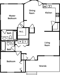 Sample Floor Plan For House Modren One Story Floor Plans With Dimensions Storey House Lewiston