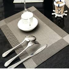placemats for round table square placemats for table table runners square placemats round