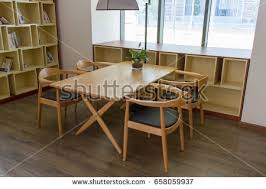 reading table and chair library reading table stock photo 658059937 shutterstock