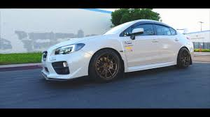 subaru cosmis new wheels 2017 subaru wrx rs18 18x9 5 38 presented by ambit