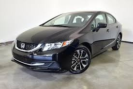 pre owned 2014 honda civic sedan ex 4dr car in las vegas 2623
