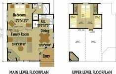 cabin blueprints floor plans small cabin designs with loft small cabin floor plans intended