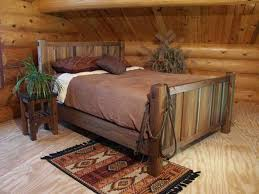 Timber Bedroom Furniture by Best 20 Log Bedroom Furniture Ideas On Pinterest Rustic Log