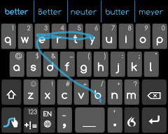 swype keyboard apk android 4 sandwich compatible swype apk offline
