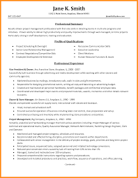 project management resume objectives construction project manager