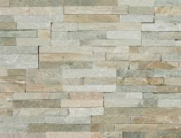 stunning variagated split face quartzite 3d mosaic tiles