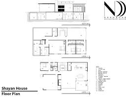 shayan house nakhshab development and design architecture lab