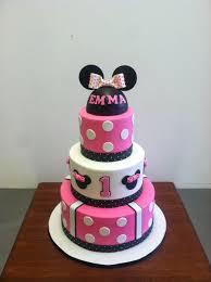 minnie mouse 1st birthday cake minnie mouse 1st birthday cake aestheticakes