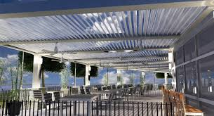 Louvered Roof Pergola by Denver Pergola Systems Blog