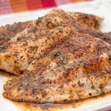 Catfish Dinner Ideas Baked Catfish
