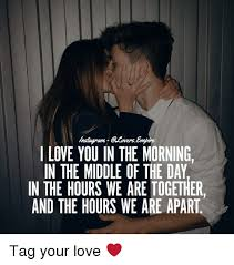 Memes For Lovers - empire i love you in the morning in the middle of the day in the