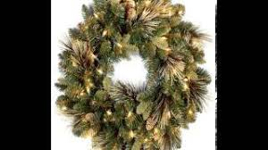 cheap pre lit outdoor wreaths find pre lit outdoor