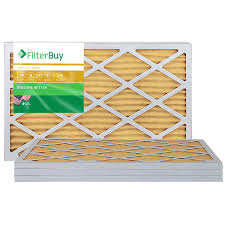Filtrete Healthy Living Ultra Allergen Reduction Ac Furnace Air Afb Gold Merv 11 14x30x1 Pleated Ac Furnace Air Filter Pack Of 4