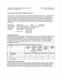 manager weekly report template project reports templates project weekly status report template