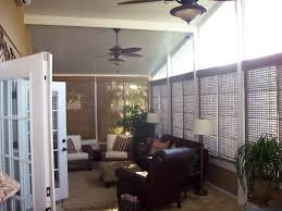 interior picture of how to sunroom design idea with comfortable