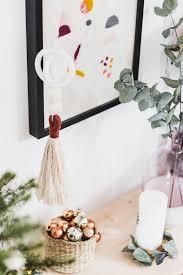 diy air clay hanging festive ornaments fall for diy