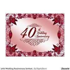 designs 60th wedding anniversary invitations templates in