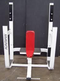 Nautilus Bench Press Benches