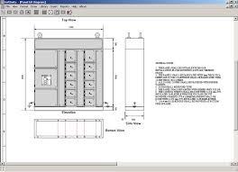 softbitonline electrical control panel design software draw