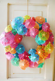 summer wreath get inspired 15 fabulous diy summer wreaths how to nest for less