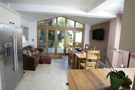 Kitchen And Living Room Design Ideas Room Extension Home Extension Ideas Dream Home Country Kitchen