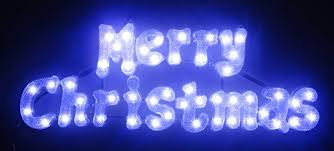 led merry christmas light sign lighting find christmas concepts products online at wunderstore