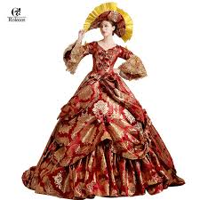 masquerade costumes rolecos brand renaissance dresses