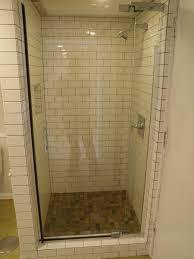 glass bathroom tiles ideas bathroom charming open shower tile ideas with white bathtub and