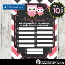 Games To Do At A Baby Shower - 16 best owl baby shower theme decorations invitations images on
