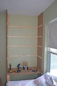 office 2 built in bookshelves