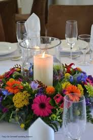 wedding flowers in cornwall pin by tracy qs cornwall wedding flowers on table arrangements