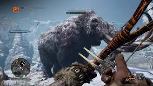 farcry primal mammoth woolly mammoth mammuthus primigenius