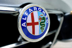alfa romeo emblem 1973 alfa romeo spider 2000 classic throttle shop