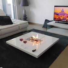 captivating coffee table fireplace outdoor with built in electric