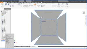 solved sheet metal flat pattern autodesk community
