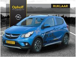 opel karl rocks opel karl rocks 1 0 online edition intellilink 2017 benzine