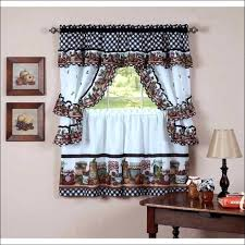 Primitive Kitchen Curtains Modern Farmhouse Curtains Medium Size Of Valances Primitive Home