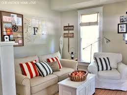 rustic vintage home decor rustic coastal home design with beachy living room with vintage