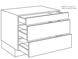 meuble bas cuisine 40 cm largeur meuble bas cuisine 30 cm largeur elacment bas coulissant