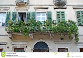 Beautiful Balcony Beautiful Shatter Windows And Balcony In Mediterranean Medieval