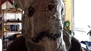 jak vyrobit masku scarecrowa how to create scarecrow mask