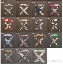 100 high end fashion designs bag scarf small bow