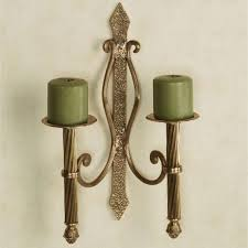 Rustic Candle Sconce Decor Wall Candle Sconces For Awesome Home Decor