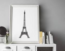 eiffel tower party etsy