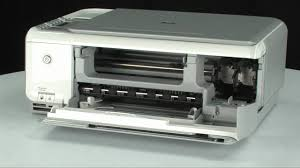 Basta Fixing a Carriage Jam - HP Photosmart C3180 All-in-One Printer  @FW41