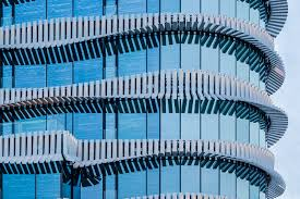 ladaire bureau laev facade lamellae parmet